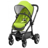 Carucior Kiddy Evostar 1 lime green