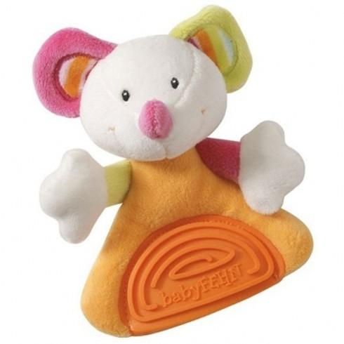 Jucarie dentitie Brevi Soft Toys 151442 Ursulet