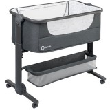 Patut Co-Sleeper Lionelo Timon 3 in 1 dark grey