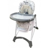 Scaun de masa Baby Mix Hungry Sheep dark gray
