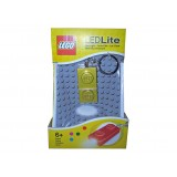 Breloc cu lanterna LEGO placa aurie (LGL-KE52GS-G) {WWWWWproduct_manufacturerWWWWW}ZZZZZ]