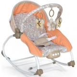 Scaunel balansoar Baby Mix Beverly orange