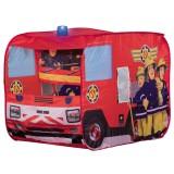 Cort de joaca John Fireman Sam Fire Truck Sam cu girofar 100x70x75 cm {WWWWWproduct_manufacturerWWWWW}ZZZZZ]
