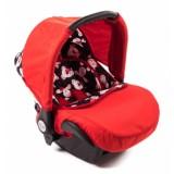 Scaun auto Baby Merc Junior red bears