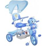 Tricicleta cu copertina Arti Jy-20 Ant-3 albastru