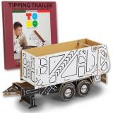 Joc creativ Todo 3D Tipping Trailer
