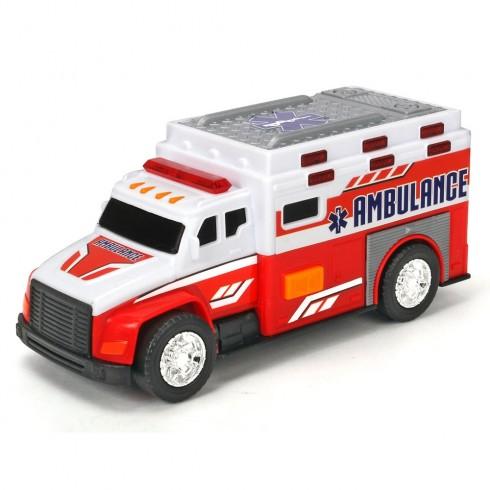 Masina ambulanta Dickie Toys Ambulance FO {WWWWWproduct_manufacturerWWWWW}ZZZZZ]