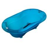 Cadita Rotho Baby Design Top covoras antiderapant Translucent blue