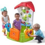Casuta de joaca Step2 Toddler Corner House
