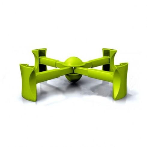 Inaltator scaun masa Osann Kaboost green