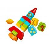 LEGO DUPLO Prima mea racheta (10815) {WWWWWproduct_manufacturerWWWWW}ZZZZZ]