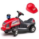 Masinuta de impins Falk Ride On Pompieri
