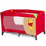 Patut pliabil Hauck Dream'n Play Pooh Spring Brights red