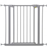 Poarta de siguranta Hauck Trigger Lock Safety Gate silver
