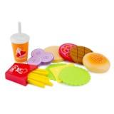 Set Fast Food New Classic Toys