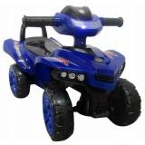 ATV de impins R-Sport J5 albastru