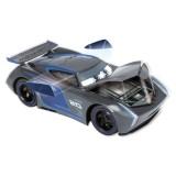 Masina Dickie Toys Cars 3 Crash Car Jackson Storm cu telecomanda