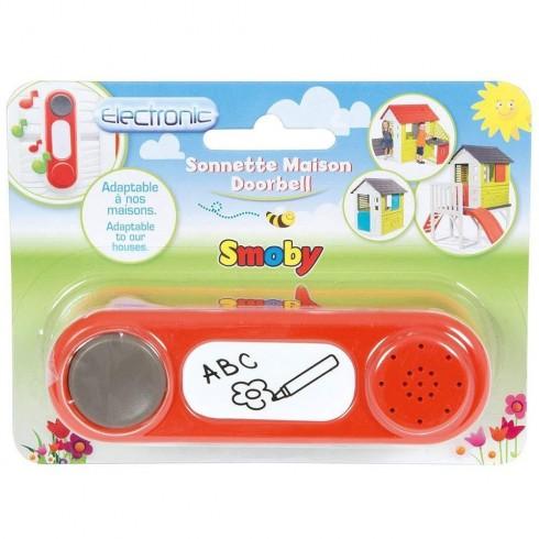 Sonerie electronica Smoby Doorbell pentru casuta copii {WWWWWproduct_manufacturerWWWWW}ZZZZZ]