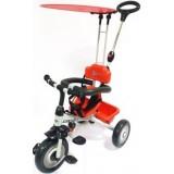 Tricicleta Carello 3cycle rosu
