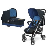 Carucior Cybex Callisto 2 in 1 heavenly blue