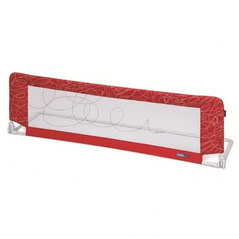 Margine de siguranta BebeduE 140 cm rosu