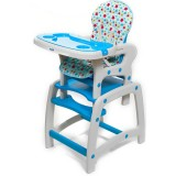 Pernita pentru Scaun de masa Juju Eat&Play albastru