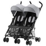 Carucior Britax Holiday steel grey