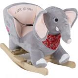 Elefant balansoar Babygo Elefantul Curios