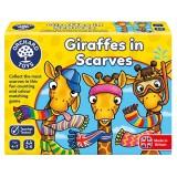 Joc educativ Orchard Toys Girafe cu Fular