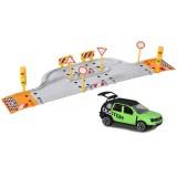 Pista de masini Majorette Creatix Street Set cu 1 Masinuta Dacia Duster {WWWWWproduct_manufacturerWWWWW}ZZZZZ]