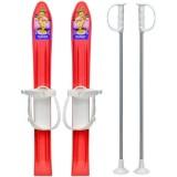 Skiuri copii Marmat 60 cm rosu