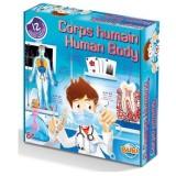 Trusa doctor Buki France Corpul uman