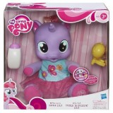 Jucarie Hasbro My Little Pony Soft Tickle'n Gigglin Lily