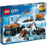 LEGO City Baza Mobila De Explorare Arctica 60195