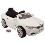 Masinuta electrica Baby Mix BMW UR Z669R alb