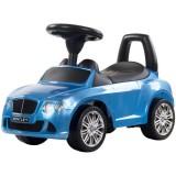 Masinuta Sun Baby Bentley Plus albastru regal