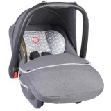 Scaun auto Lionelo Noa Plus grey scandi