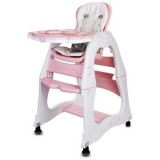 Scaun de masa Sun Baby 2 in 1 007 pink
