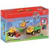 Set constructie Fischertechnik Junior Little Starter