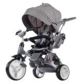 Tricicleta reversibila Sun Baby 007 Little Tiger melange grey