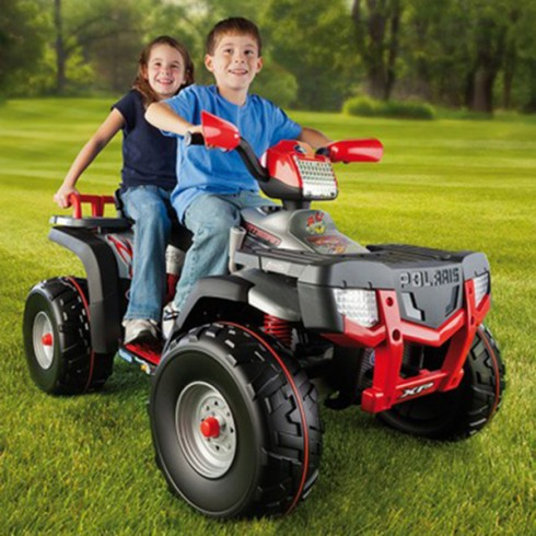 ATV Peg Perego Polaris Sportsman 850