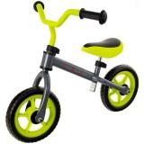 Bicicleta Eurobaby Cool Baby Bike verde cu gri