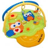 Covoras de joaca Baby Mix 3375C-20 Owl