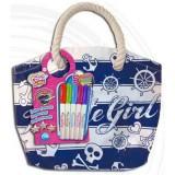 Gentuta Cife Color me mine rope bag Pirate Girl