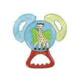 Inel gingival Vulli girafa Sophie cu vibratii