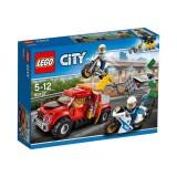 LEGO City Cazul Camionul de Remorcare 60137