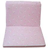 Saltea pliabila MyKids roz