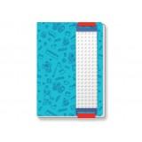 Agenda LEGO albastra  (51523) {WWWWWproduct_manufacturerWWWWW}ZZZZZ]