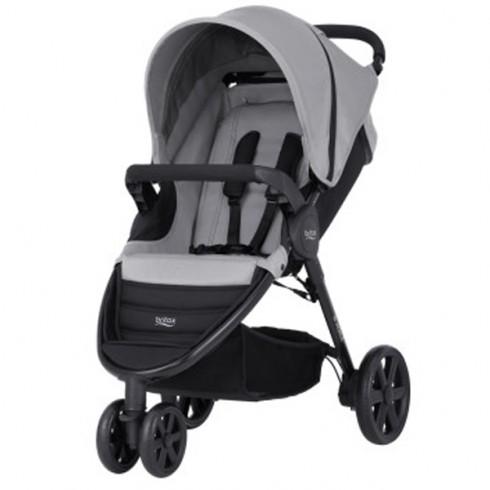 Carucior Britax - Romer B-Agile 3 steel grey