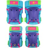 Set cotiere si genunchiere Seven Skate Frozen